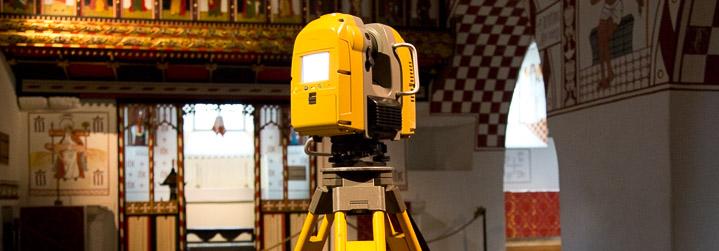 Topcon GLS-2000 Laser Scanner